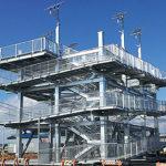 津波避難タワーの例