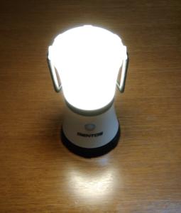LEDランタン点灯イメージ