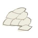 土嚢のイメージ