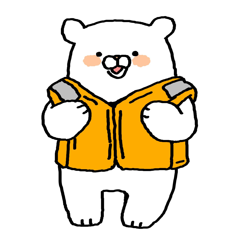 ライフジャケットのイメージ