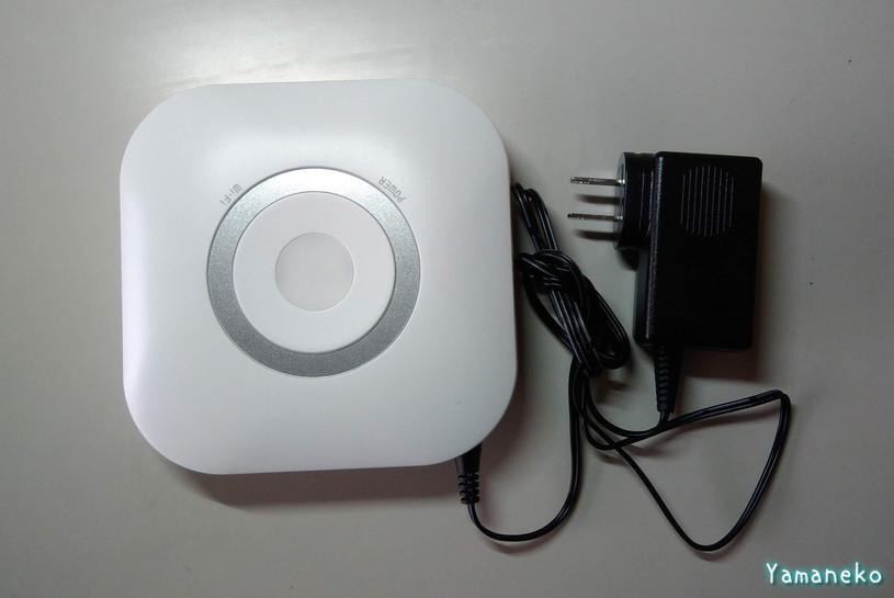 NEC LTE ホームルーター