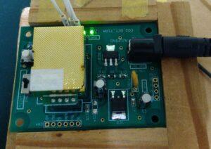 安曇野電子 CO2DET